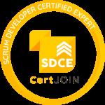 Scrum Developer Certified Expert SDCE